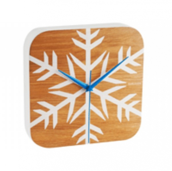 Karlsson Frosted Wall Clock - Modern - Wall Clocks - by Dutch by ...
