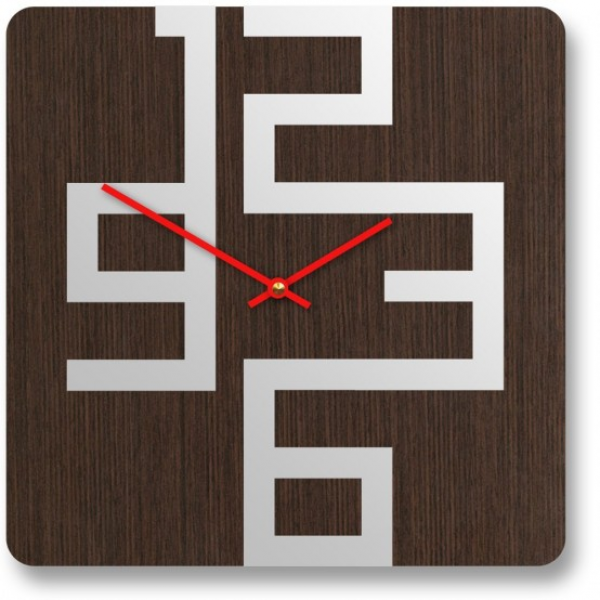 -modern-wall-clock-1-554x554-stylish-wooden-wall-clocks-with-modern ...
