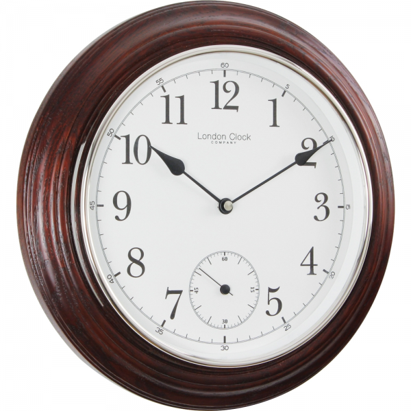 Traditional Wall Clock 32cm