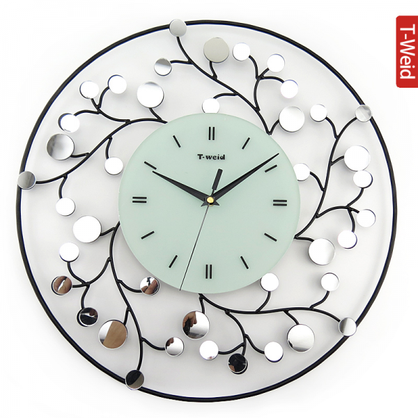 clock fashion modern fashion wall clock personality pocket watch ...