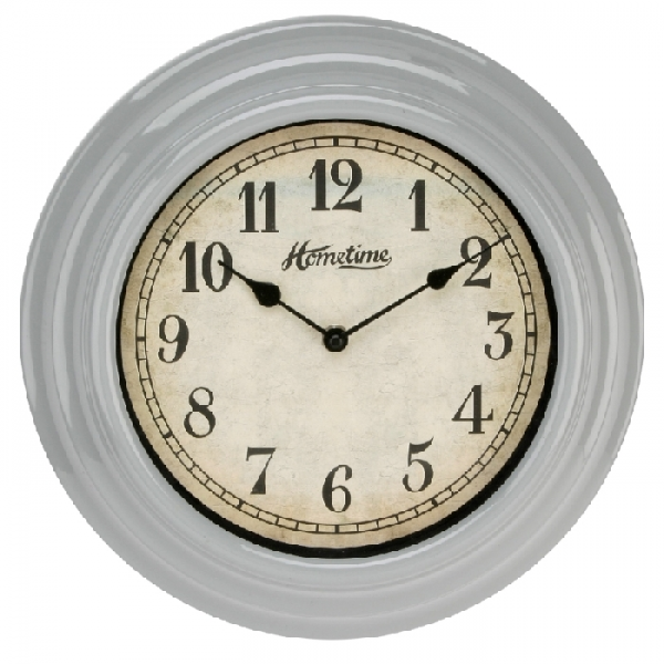 Product Code: Grey Plastic Wall Clock