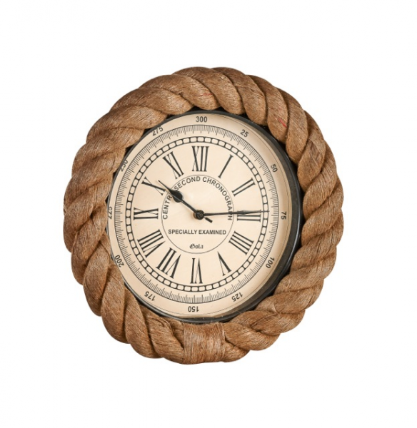 Pin Home Nautical Striped Wall Clock on Pinterest