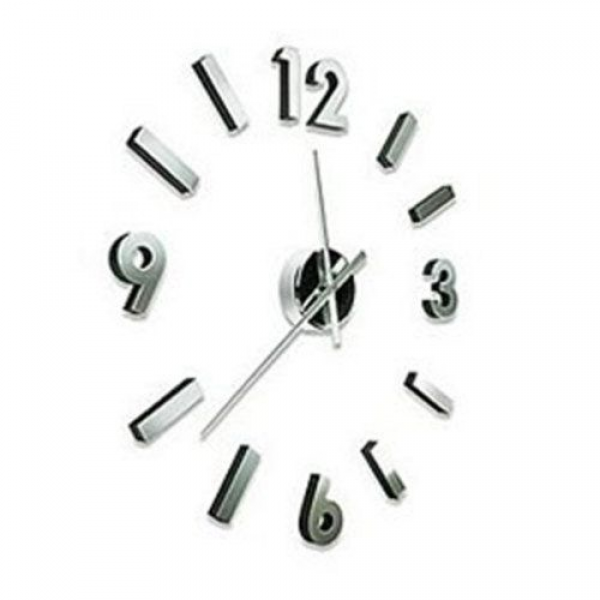 Self Design Wall Clock Modern Contemporary Abstract Cupecoy Design ...