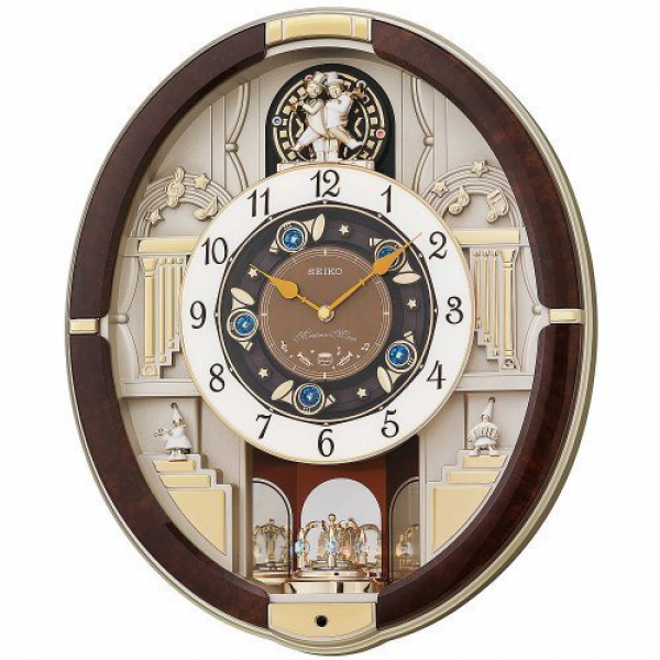 Blog | Holiday Deals 2012 Seiko Melodies in Motion Musical Wall Clock ...