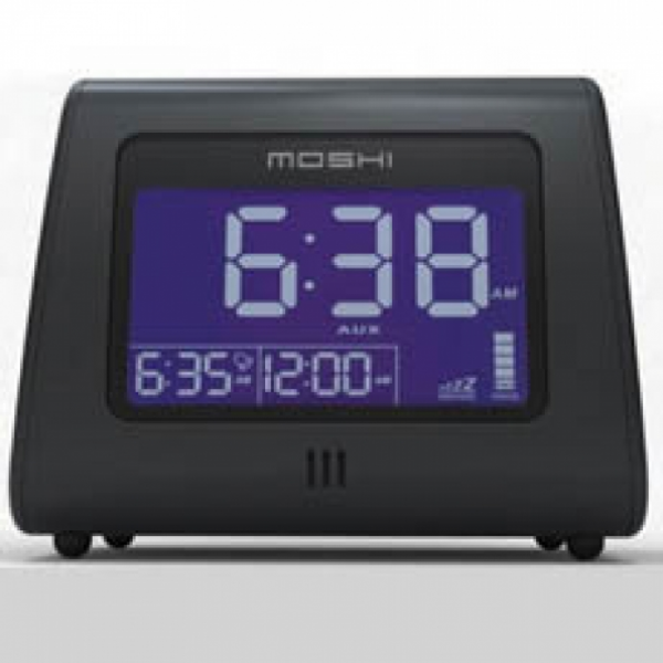 Moshi Voice Control Digital Clock Radio | Incredible Things