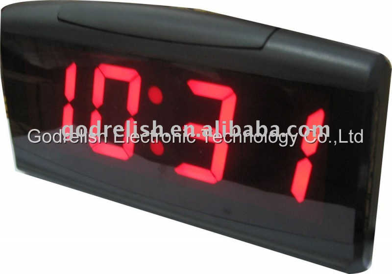 Led clock , Led countdown clock, Led timer, Indoor led countdown clock ...