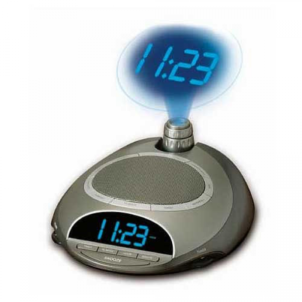 Homedics Sound Spa Classic Clock Radio - Homedics 1011689 - Clocks ...