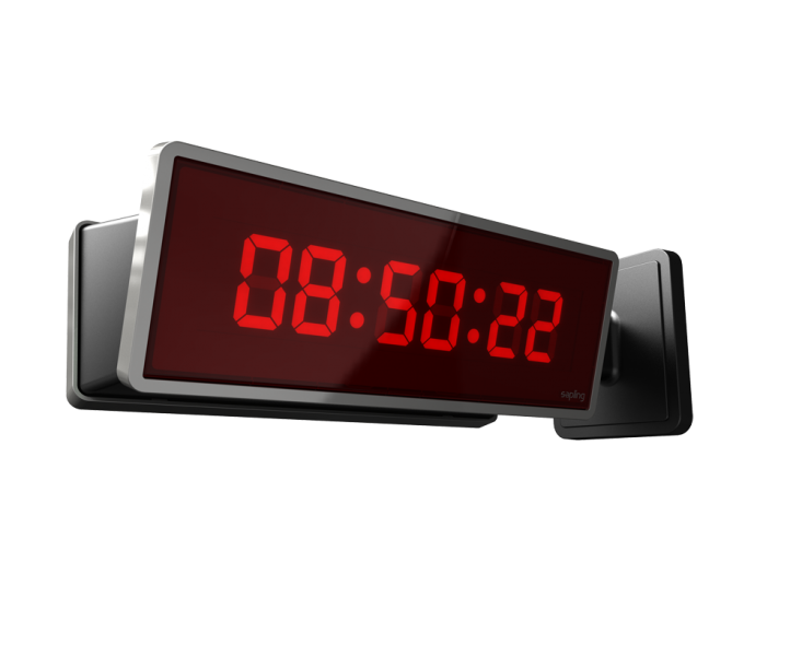 SMALL DIGITAL CLOCK FOR DESKTOP