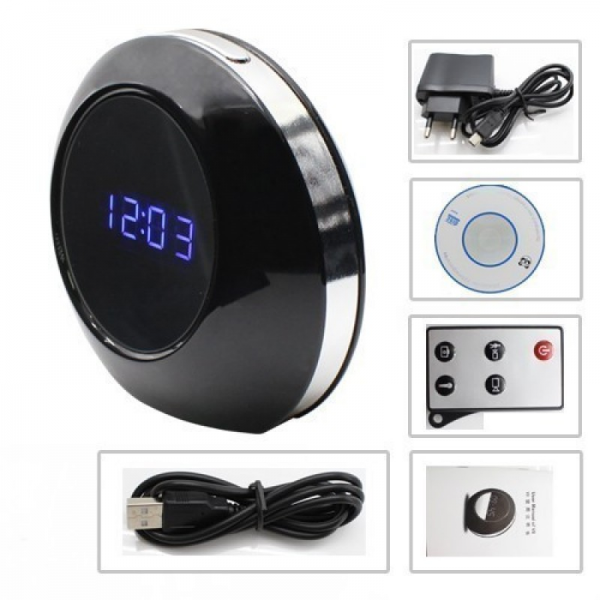 Home » Digital Table Clock Camera