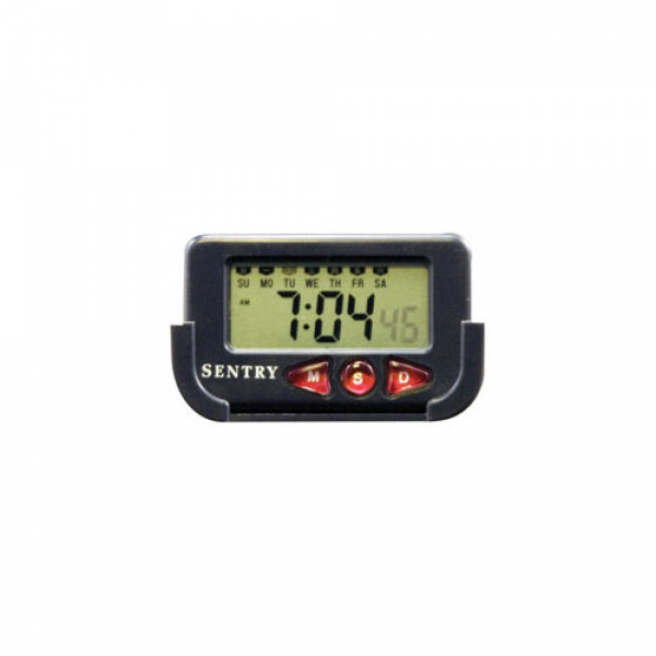 Details about SENTRY CA-102 Jumbo Digital LCD Clock