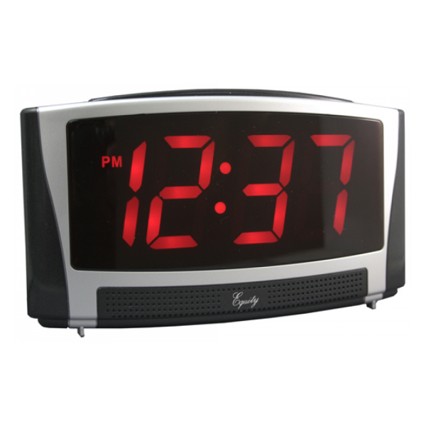 DISCONTINUED - 30037 Extra-Large LED Alarm Clock | www ...