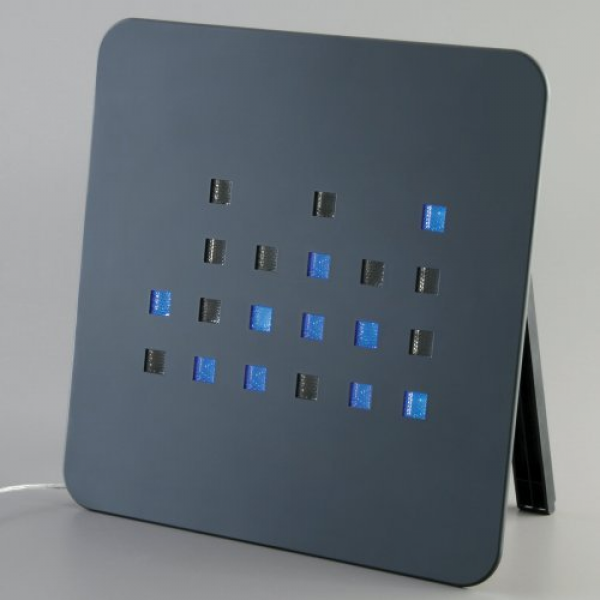 ... Powers of 2 XLD Blue LED Binary Clock (Extra Large Display) Info