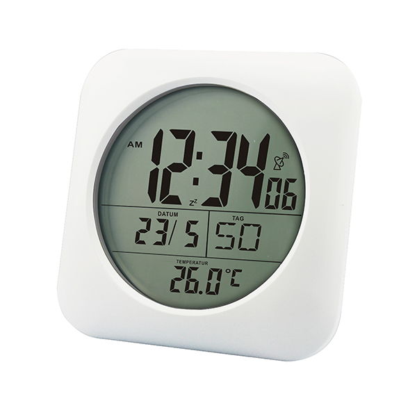 ... Bathroom Wall Clock,Waterproof Bathroom Clock,Digital Bathroom Clock