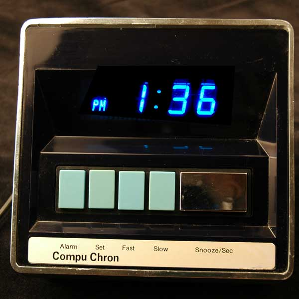 ... .com: LED & LCD Digital Watches-Digital Clocks - Vintage