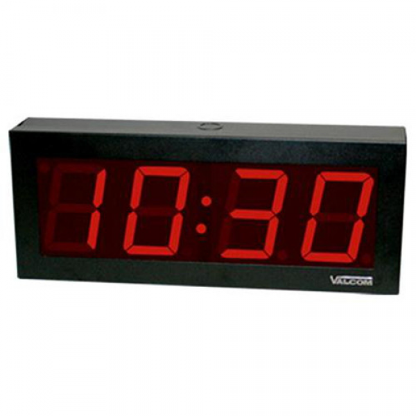... valcom poe digital 4 clock this 4 clock ships same day if purchased by
