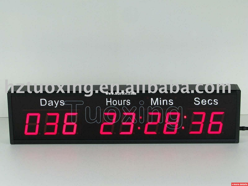 digital countdown timer / China Timers for sale