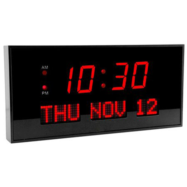 Low Vision Clocks, Talking Clocks, Voice Activated Clocks