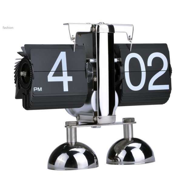 New-Arrival-Modern-Digital-Auto-Black-White-Flip-Dual-Stand-Metal-Desk ...