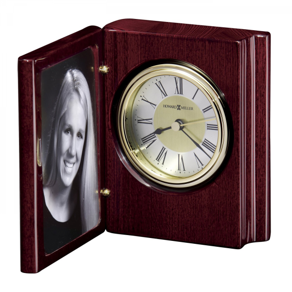 Howard Miller 645497 Portrait Book Table Clock | ATG Stores