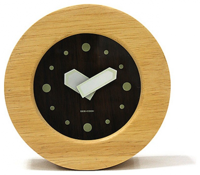 Fairytale Table Clock - Modern - Desk And Mantel Clocks - by Geek ...