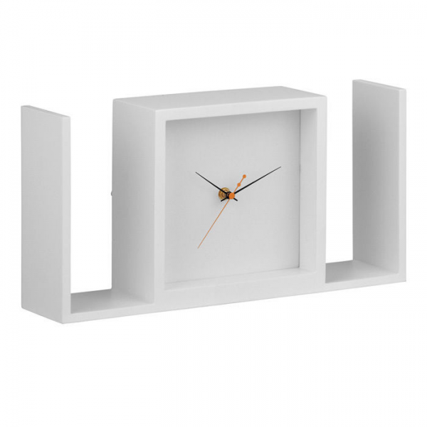 Visage Modern Table Clock at Brookstone—Buy Now!