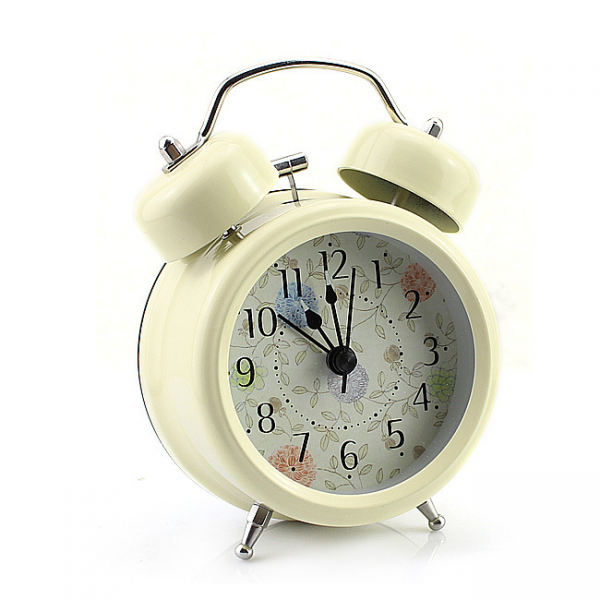 ... Vintage-Metal-Flower-Leaf-Twin-Double-Bell-Desk-Table-Alarm-Clock.jpg