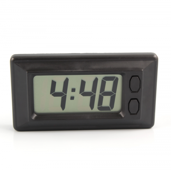Details about LCD Digital Clock w/ Calendar Display for Car Dashboard