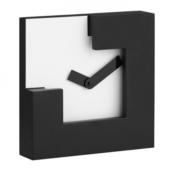 Chira Modern Table Clock at Brookstone—Buy Now!