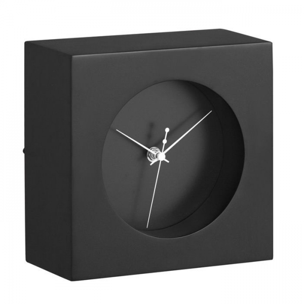 Porthole Modern Table Clock at Brookstone—Buy Now!