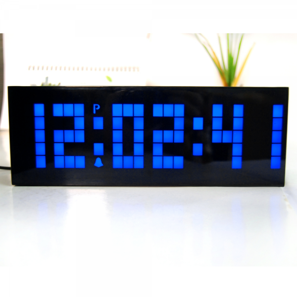 Chihai-Big-Modern-Clock-Large-LED-Digital-Table-Clock-With-Thermometer ...