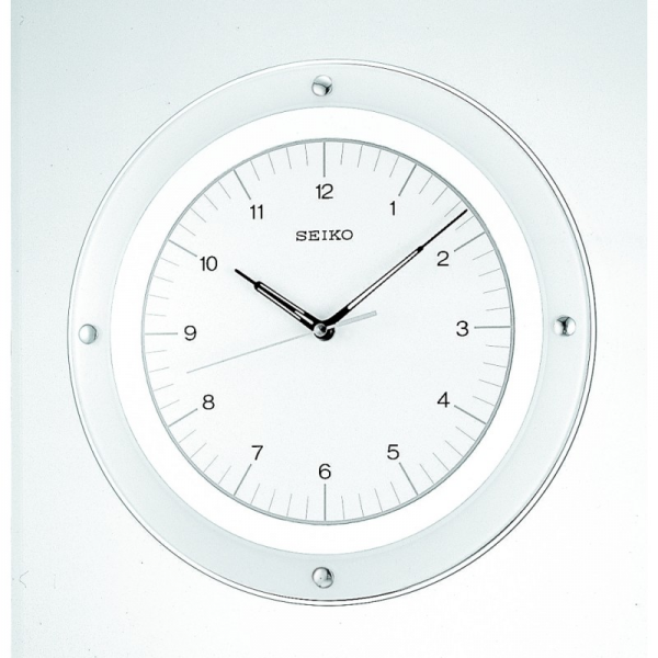 Home Floating Dial Wall Clock