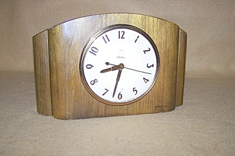 ... Electric Table Clock Named KIRKWOOD (Electric Clocks) at Daryls Clocks