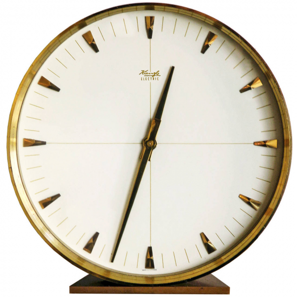 Kienzle Electric Table Clock