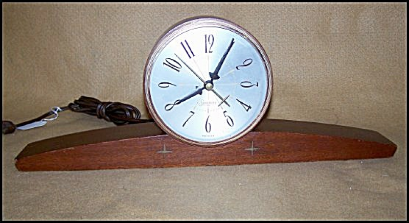 ... Electric Table Clock (Electric Clocks) at Daryls Clocks Galore