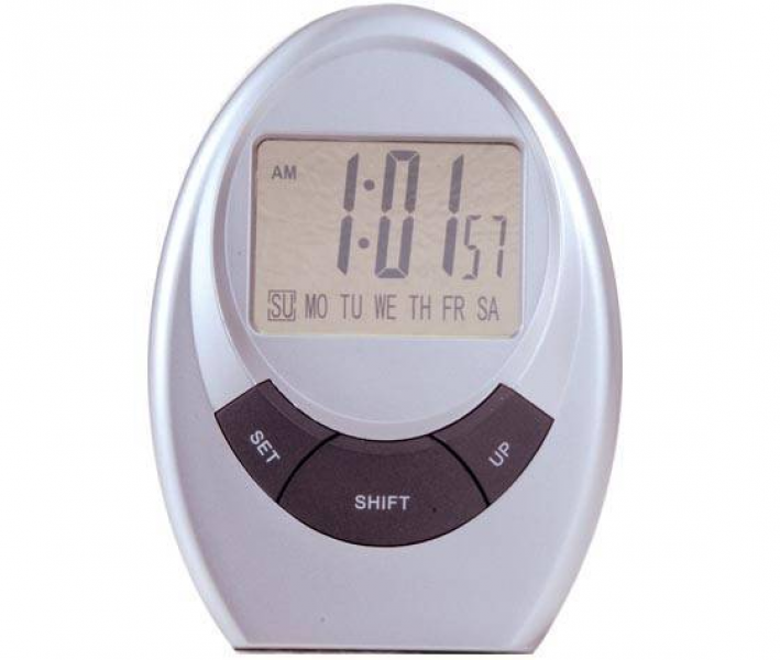 Small Desk LCD Alarm Clocks,China Wholesale Discount Small Desk LCD ...