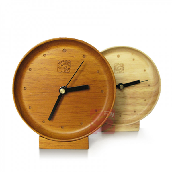 clock, mute wood small pendulum clock, clock ,desk clock ,alarm clock ...