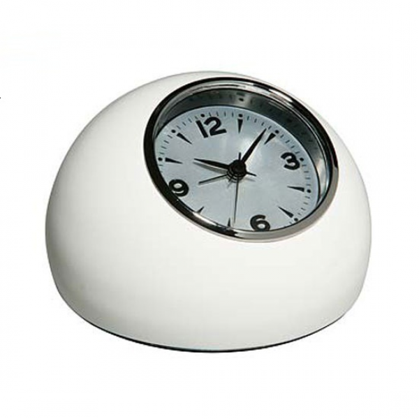 Retro Half Ball Table Clock in Lime Green - Buy Modern Wall Clock ...
