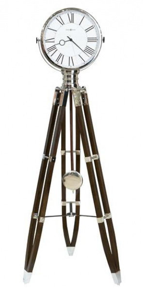 Howard Miller Chaplin Tripod Floor Clock 615070