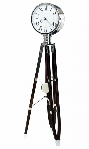 615070 Howard Miller Retro Bazel design Tripod floor clock Chaplin