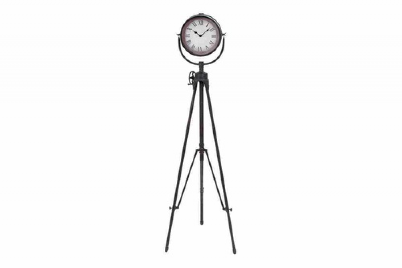 tripod floor clock | For the Home | Pinterest