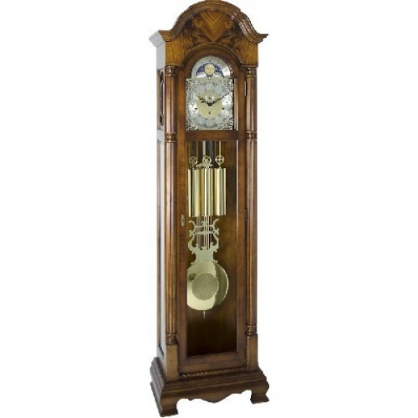 Home Pennington Floor Grandfather Clock by Hermle