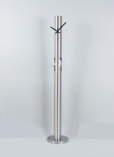 Pole Floor Clock - Modern - Floor And Grandfather Clocks