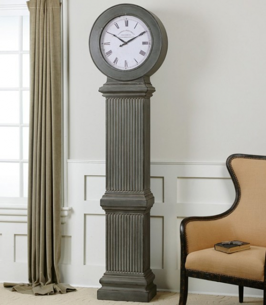 Floor Clock - Modern - Floor And Grandfather Clocks - by Modern ...