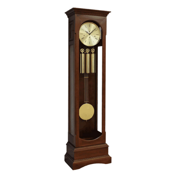 Hermle Grandfather Clocks: Hermle New Haven 01195-Q10461 Floor Clock ...