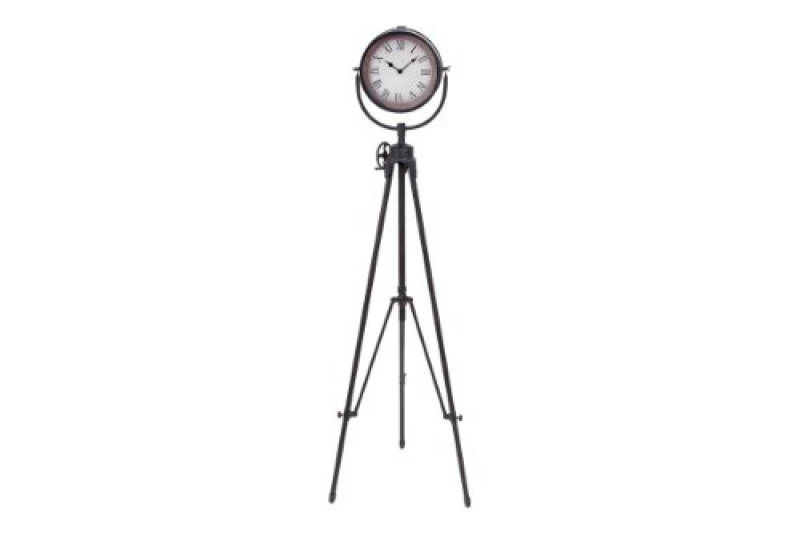 deco 79 metal floor clock 57 by 17 inch 7 list price $ 99 77 price $ ...