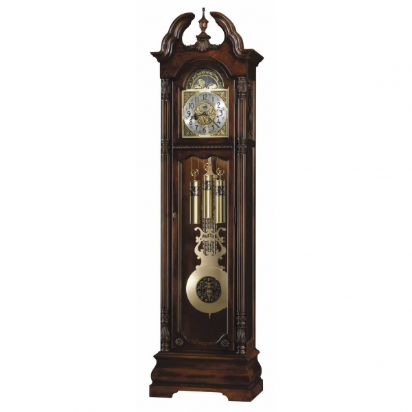 Howard Miller Ramsey Floor Clock Cherry 611084 Grandfather Clock