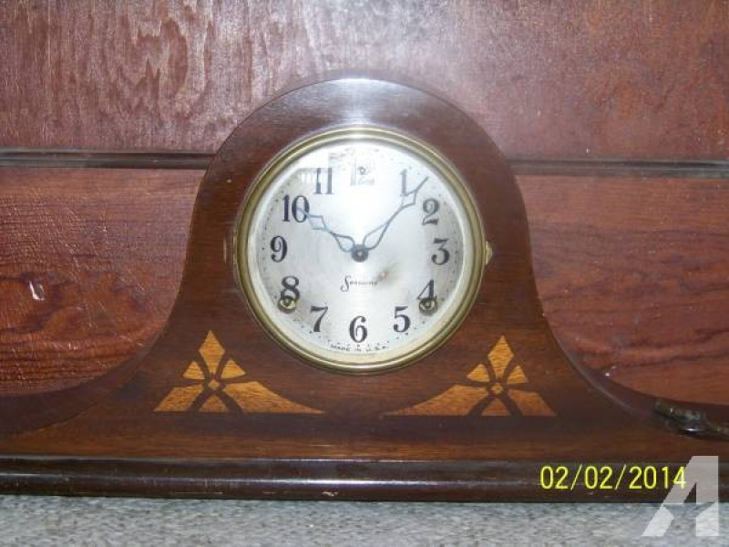 Antique clocks floor lamps for Sale in Mayville, Michigan Classified ...