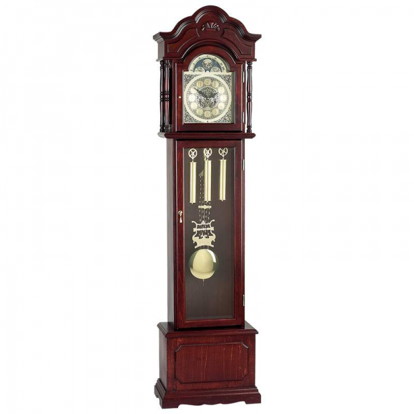 Edward Meyer™ Grandfather Clock with Beveled Glass