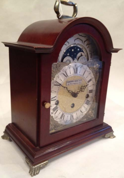 Home / Clocks / Bracket & Mantle Clocks / Moon Phase Clock