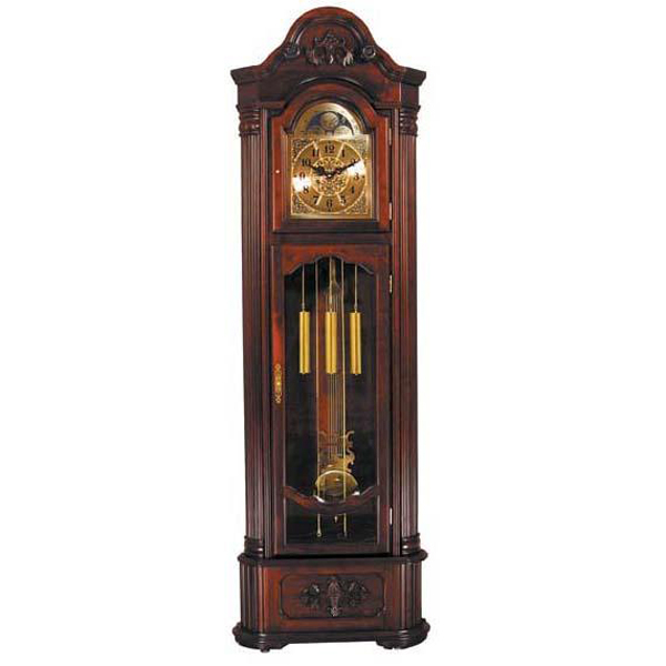 Longwood Corner Grandfather Clock 31 Day Movement | Clocks